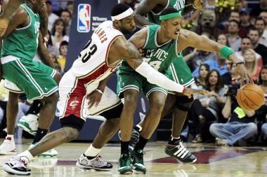 """""""Cavaliers"""" parklupdė Bostono ekipą"""