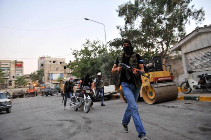 """Amnesty International"": Sirijoje gali vykti egzekucijos"