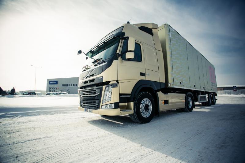 """""""Volvo FM"""" – ekonomiškesnis ir patogesnis"""