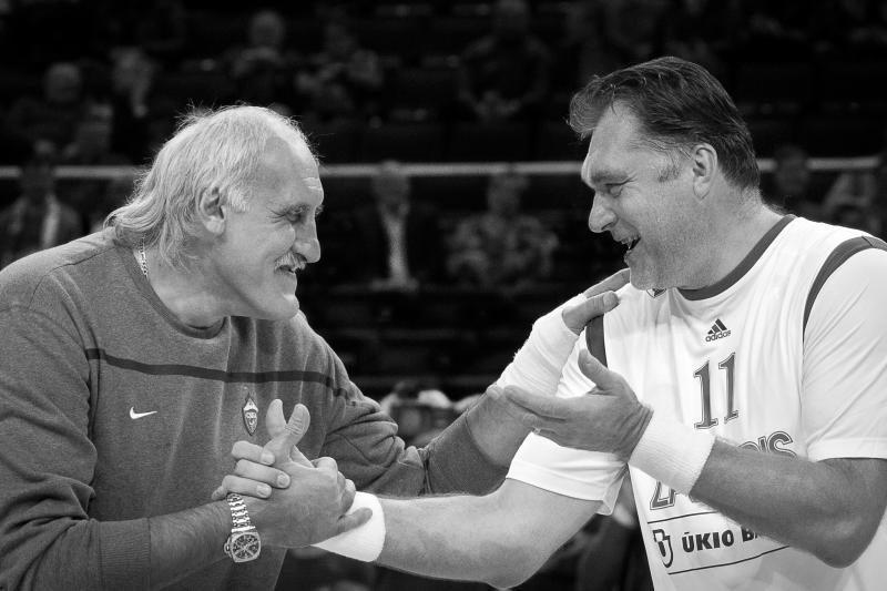 A. Sabonis nuspėjo Eurolygos pusfinalių baigtį (komentaras)