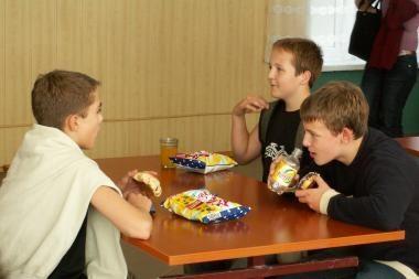 Apie sveikatą mokslo kalba prabils ir vaikai
