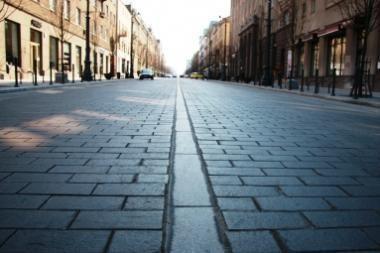 Gedimino prospektas – tarp brangiausių Europos gatvių