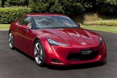 """""""Toyota Celica"""" sugrįžta"""