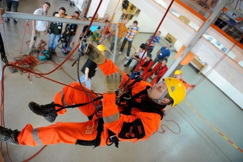 Klaipėdos rajone - Rytų Europos aukštalipių ir gelbėtojų mokymai