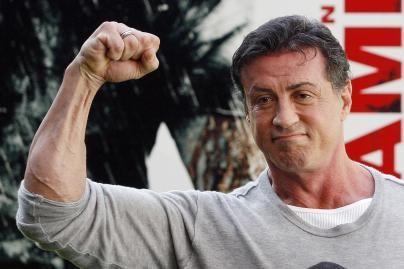 Sylvesteris Stallone spėja, kad jau nebevaidins Rembo