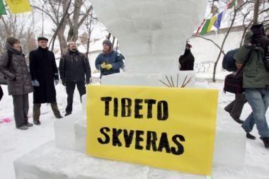 Tibeto skvero likimas paaiškės per du mėnesius