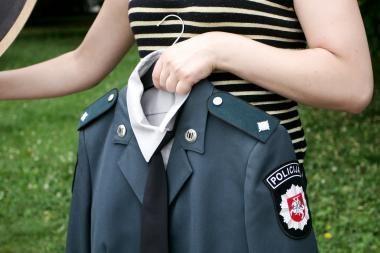 Kaune plėšikai dėjosi policijos pareigūnais