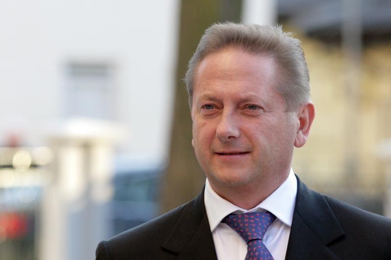 FNTT vadovas: V. Romanovas gali tapti įtariamuoju Ūkio banko byloje