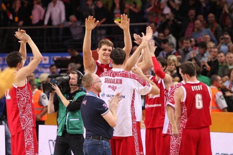 Rusai taip pat nori surengti olimpinį krepšinio atrankos turnyrą