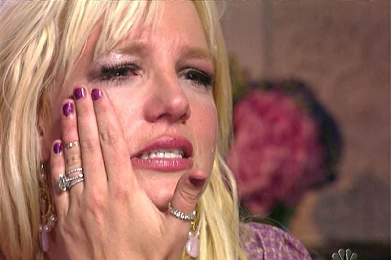 B. Spears neliudys su ja susijusioje šmeižto byloje