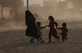 Po oro antskrydžio – afganų civilių mirtys
