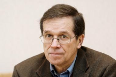 K.Girnius: progresiniai mokesčiai Lietuvoje vėluoja jau 10 metų