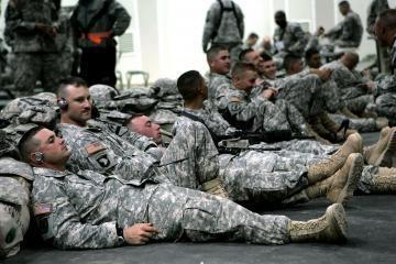 JAV iš Irako išves 4 tūkst. karių