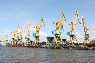 Ukrainiečiai susipažins su uosto galimybėmis