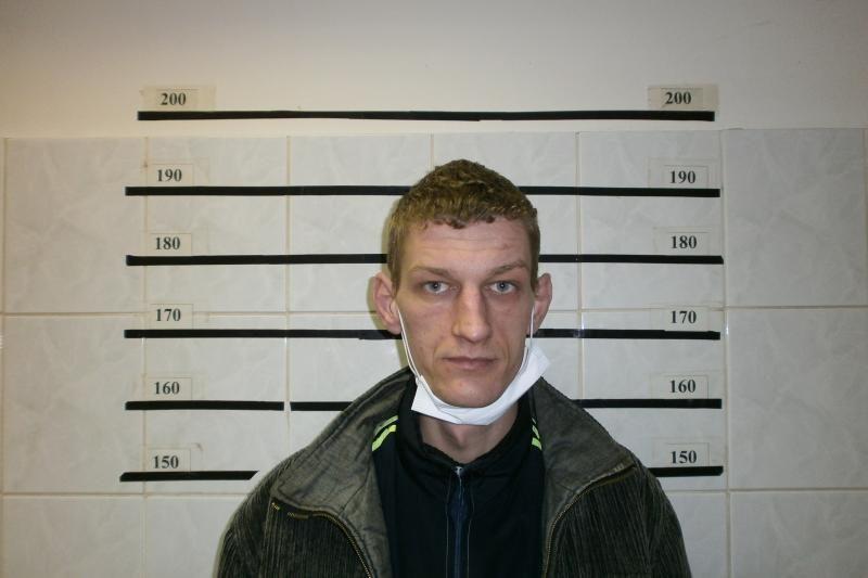 Klaipėdoje plėšikavęs benamis sulaikytas iškart po nusikaltimo