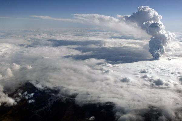 Dėl ugnikalnio Lietuvos turizmas patyrė 4 mln. eurų nuostolį