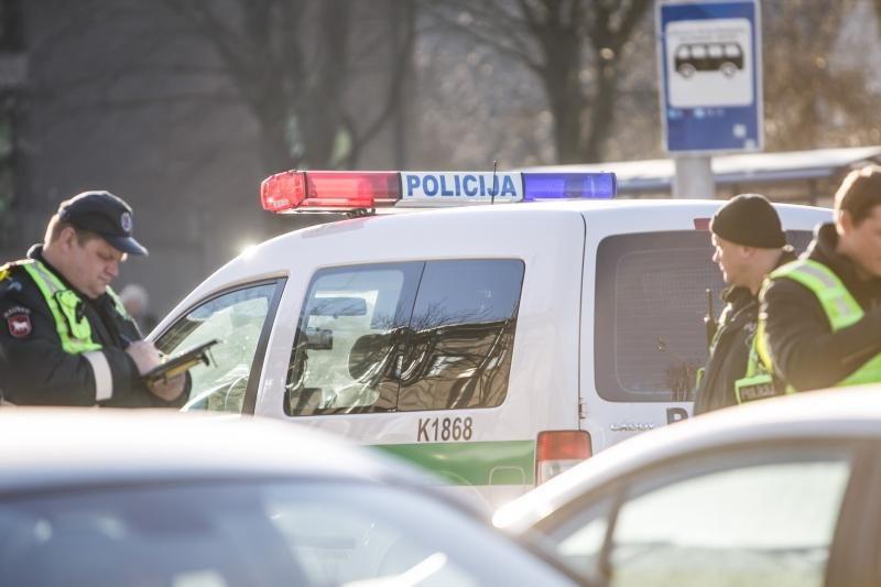 Per savaitę keliuose žuvo vienas žmogus
