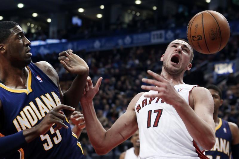 """Nesėkmių ruožas: """"Raptors"""" pralaimėjo 3 mačą iš eilės"""