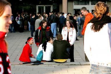 Jau priimamos paraiškos stojimui į užsienio universitetus