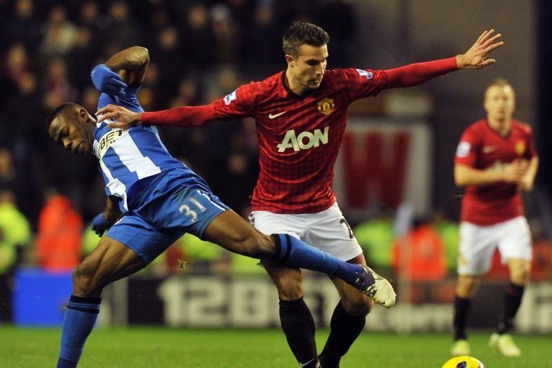 """R. Van Persie: į """"Manchester United"""" persikėliau tinkamiausiu laiku"""