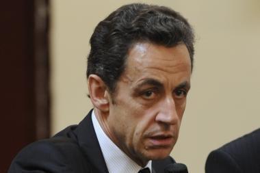 Prancūzijos prezidentas nori iškeldinti romus