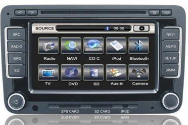 """""""Volkswagen"""" naujovė – hibridinis radijas su internetu"""