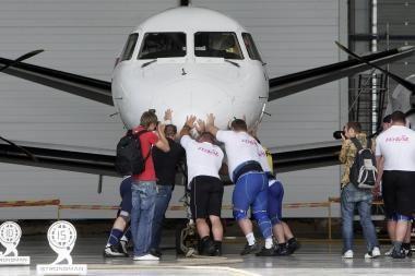 """Teismas įpareigojo ištirti """"AirBaltic"""