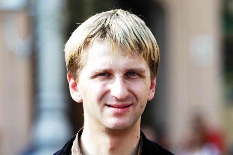 Žurnalistas V.Pugačiauskas pradeda diplomato darbą