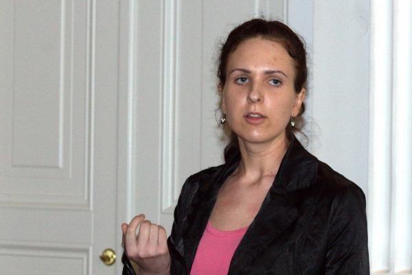 Įtariamoji teroristė E.Kusaitė lieka už grotų (papildyta)