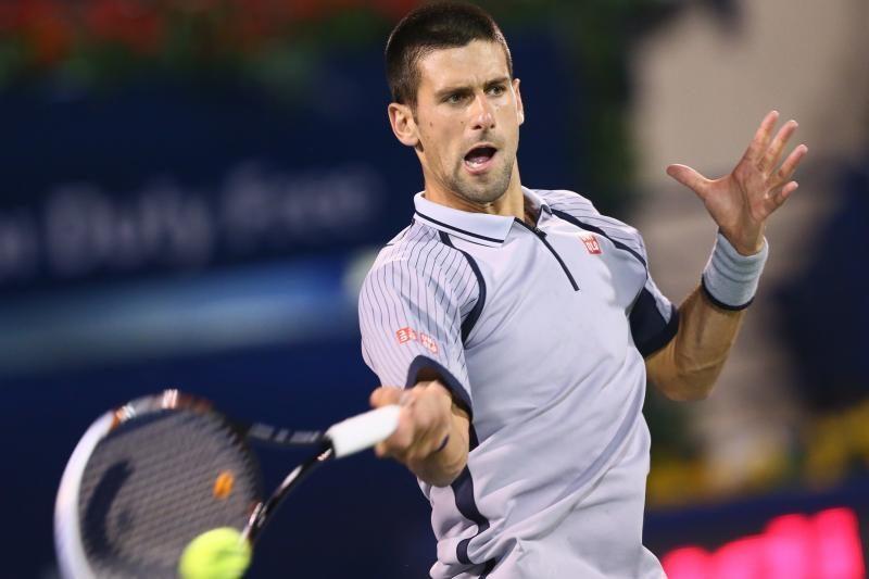 Teniso turnyre Majamyje - netikėtas N. Djokovičiaus pralaimėjimas