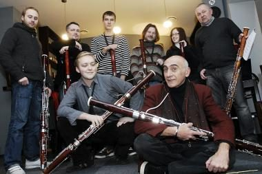 """Nova LT"" fagotininkai koncertuos pajūryje"