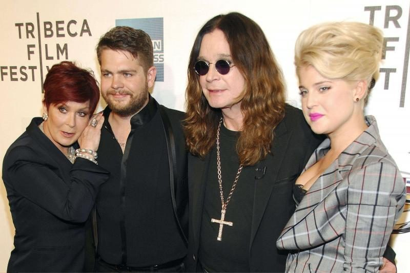 O. Osbourne'as atsiprašė savo šeimos už narkotikų vartojimą