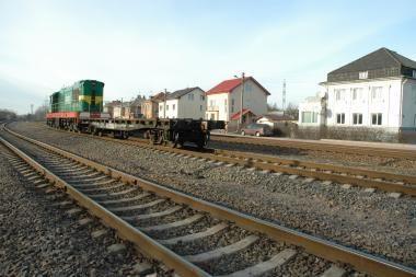 Stringa geležinkelio iškeldinimas iš centro ir Girulių