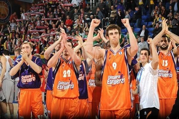 """Šaro varžovas Ispanijos Karaliaus taurės finale - """"Valencia Basket"""""""