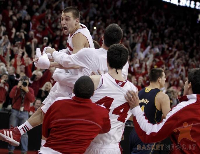 Magiškas NCAA krepšinio pasaulis iš arti: naujokai lygoje