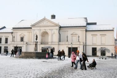 Klaipėdos senamiesčio renginiams ieškos pinigų