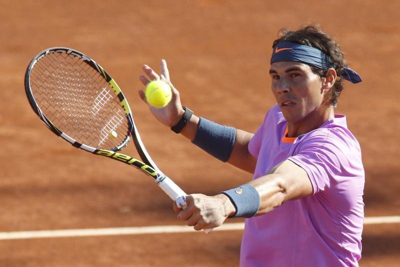 R.Nadalis pergale vainikavo savo grįžimą į kortus