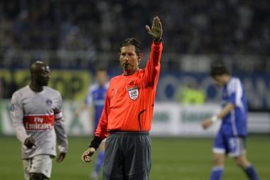 UEFA Čempionų lygos pusfinaliui tarp