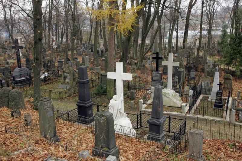 Bernardinų kapinės - vienas vertingiausių Vilniaus nekropolių