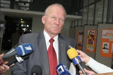 Vilniaus meras prašo tarptautinių bankų paramos