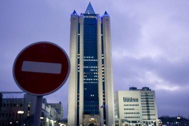 """""""Gazprom"""" išmoko pamoką"""