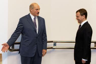 Rusijos ir Baltarusijos sąjunginei valstybei sukako 10 metų, bet ji egzistuoja tik popieriuje