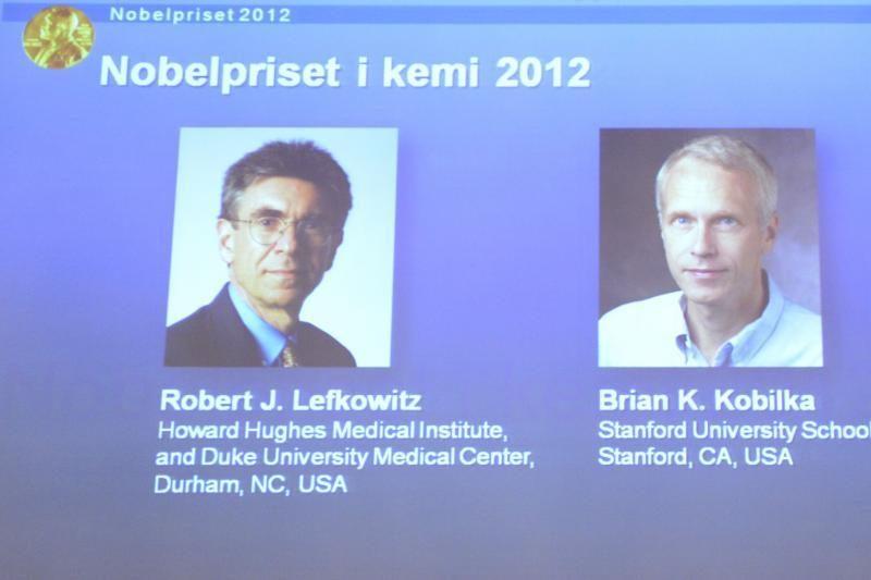 Nobelio chemijos premija - už ląstelių suvokimą pakeitusius tyrimus
