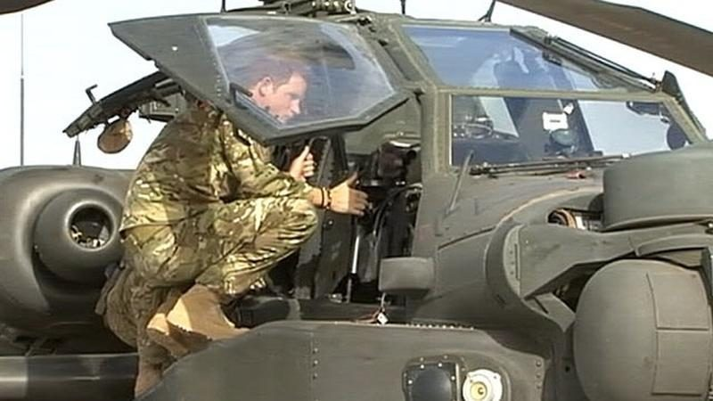Du kariai nukauti Afganistane, kur tarnybą atlieka Britanijos princas