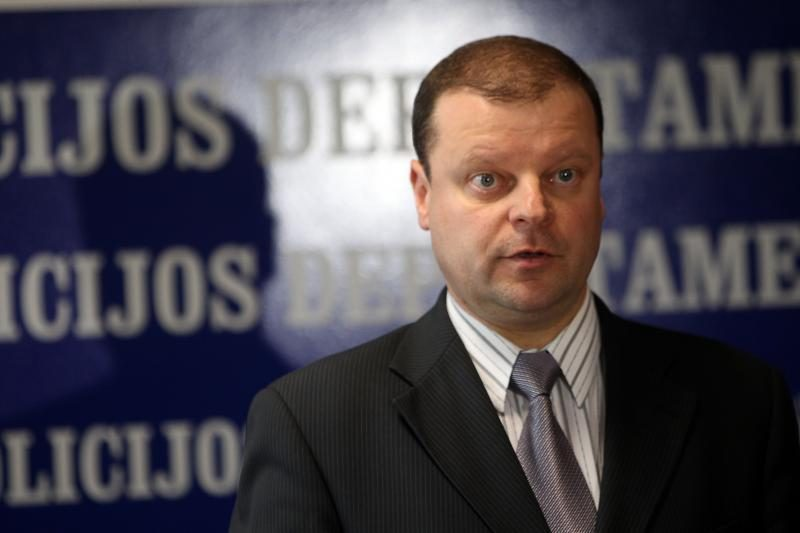 Policijos vadovas: jokia nusikalstama grupuotė Biržų nevaldo