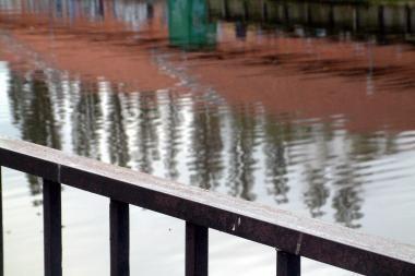 Dubysos vanduo užterštas - maudytis draudžiama