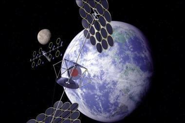 Į Europos kosmoso agentūrą – iki 2021 metų