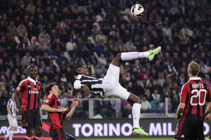 """Šį savaitgalį """"Juventus"""" gali užsitikrinti Italijos čempionų titulą"""