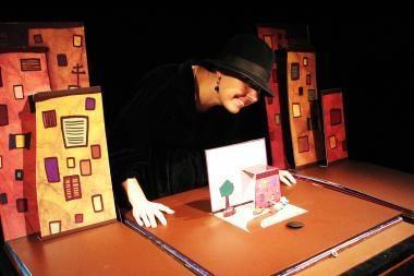 Uostamiesčio Lėlių teatre – premjeriniai stebuklai