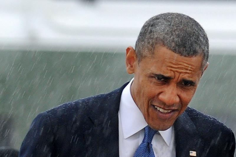 B. Obama atvyko į Bostoną pagerbti sprogimų aukas